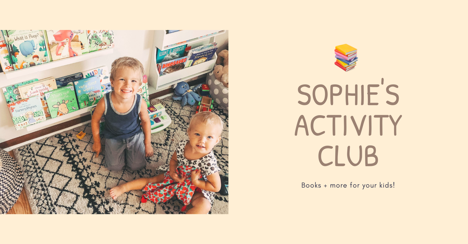 Copy of Copy of Sophie's Activity Club