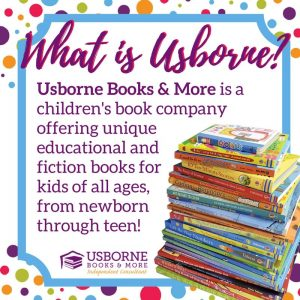 Usborne Books & More has the most amazing children's books!!
